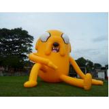 fábrica de mascotes infláveis em sp em São Mateus