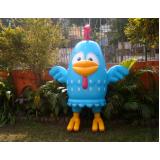 fábrica de mascotes infláveis são paulo em sp na Vila Leopoldina