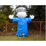 fábrica de mascotes infláveis são paulo para eventos em São Miguel Paulista