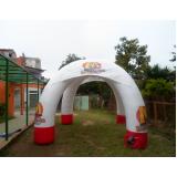 fabricante de ação promocional com balão em Sapopemba