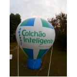 fabricante de balões promocionais infláveis na Anália Franco