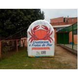 fabricante de infláveis decorativos em Taboão da Serra