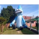 fabricante de mascotes big inflável em Paulínia