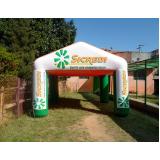 fabricante de stand inflável promocional em Tocantins - TO - Palmas