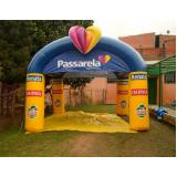 fabricante de tendas infláveis para eventos no Pará - PA - Belém