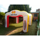 fabricante de tendas infláveis preço na Casa Verde
