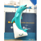 fabricante de venda de mascote inflável em Santa Catarina - SC - Florianópolis