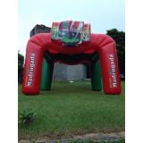 infláveis para eventos corporativos na Cidade Tiradentes