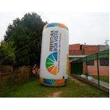 infláveis personalizados preço na Bahia - BA - Salvador