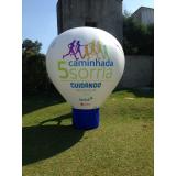 infláveis promocionais para feiras em Araçatuba