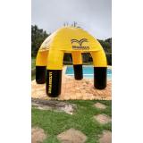 inflável promocional para concessionária preço no Jockey Club