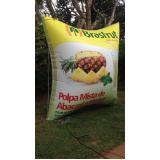 inflável promocional para empresa preço na Luz