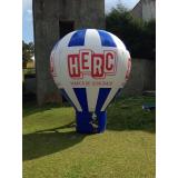 inflável promocional para feira preço no Alto da Lapa