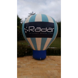 inflável promocional para feira no Rio Branco