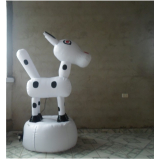 mascote inflável a venda no Imirim