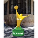 mascote inflável barato para eventos no Espírito Santo - ES - Vitória
