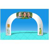 portais infláveis para eventos no Grajau
