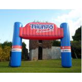 pórticos infláveis para eventos para eventos em Embu Guaçú