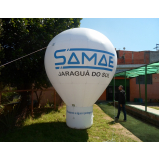 preço balão propaganda inflável em Sorocaba