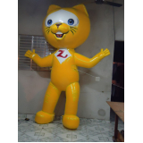 preço mascote inflável a venda no Jockey Club