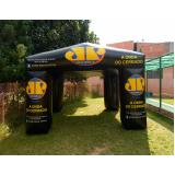 preço stand inflável para festas no Jardim Iguatemi