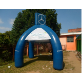 preço tendas infláveis coloridas em Itatiba