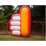 preço totem inflável personalizado no Jaraguá