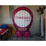 preço totens promocionais em Aricanduva