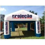 stands infláveis gigantes para propaganda em Minas Gerais - MG - Belo Horizonte