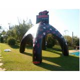 tenda inflável preço para eventos no M'Boi Mirim