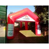 tendas infláveis para evento no Itaim Bibi