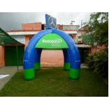 tendas promocionais para eventos em Amparo