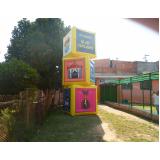 totens promocionais para propaganda em Higienópolis