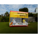 venda de balões promocionais no Bairro do Limão