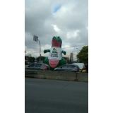 venda de boneco inflável promocional em Santo Amaro