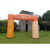 venda de inflável promocional para projeção em Guararema