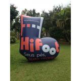 venda de inflável promocional para supermercado na Lapa