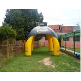 venda de tenda inflável para eventos em Marapoama